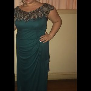 XSCAPE- Mother of bride/Prom Dress 18W